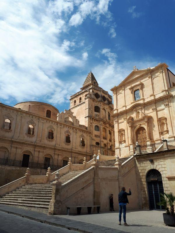 san francesco d'assisi all'imacolata noto GetCOO Travel maggio
