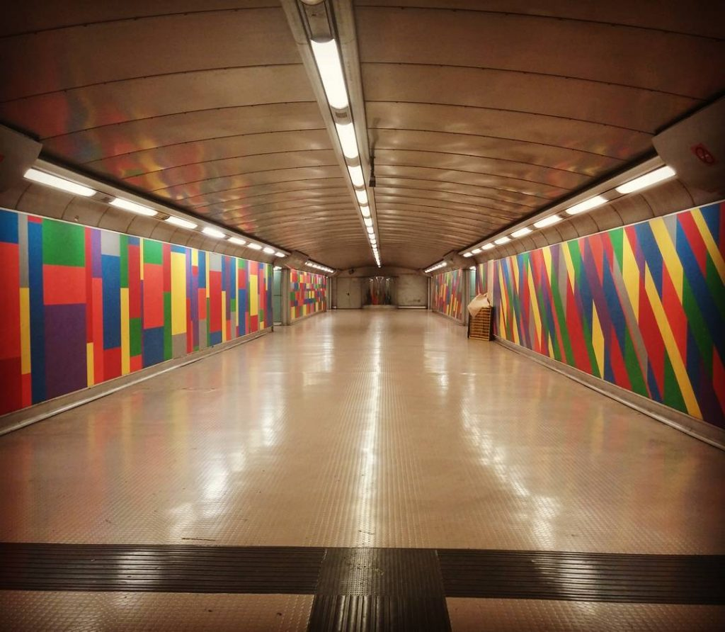 stazione Materdei metropolitana dell'arte a Napoli GetCOO Travel