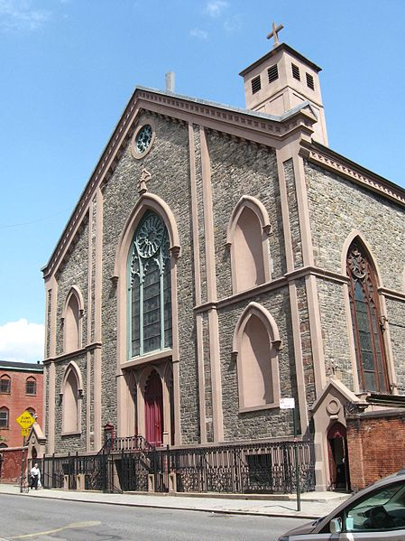 Vecchia Cattedrale di San Patrizio a New York getCOO Travel