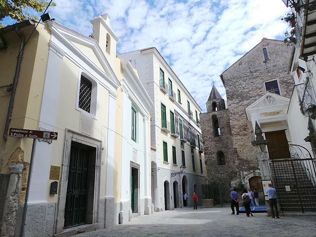 San Pietro a Corte cosa vedere a Salerno