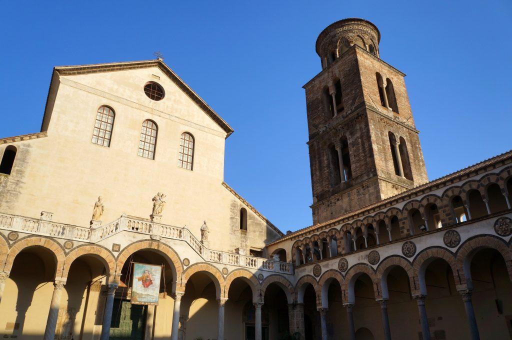 Cattedrale_di_san matteo cosa vedere a Salerno