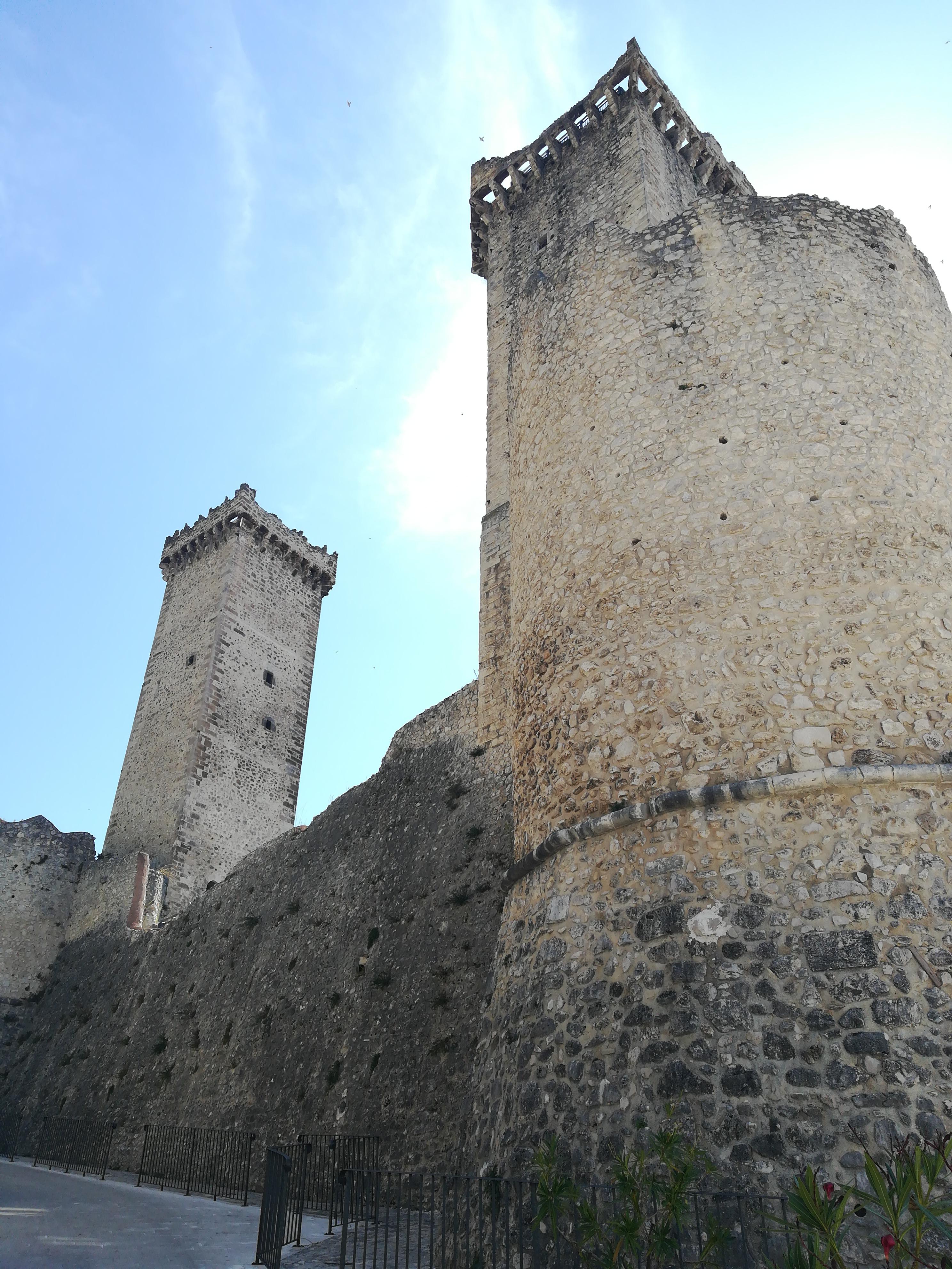 Castello dei Caldora Cosa vedere a Pacentro GetCOO Travel