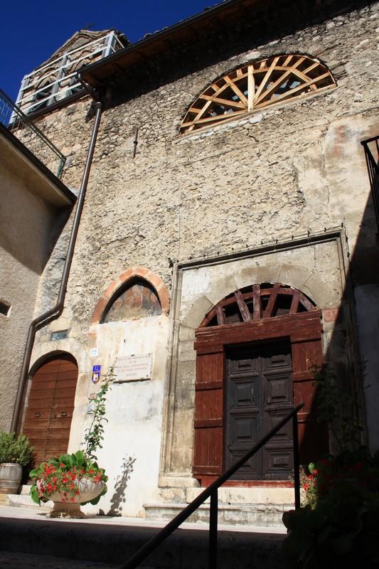 Chiesa di San Marcello cosa vedere a Pacentro GetCOO Travel