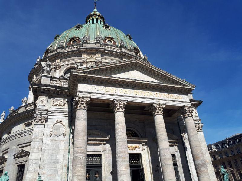 Marmorkirken - Frederiks Kirke Copenaghen GetCOO Travel
