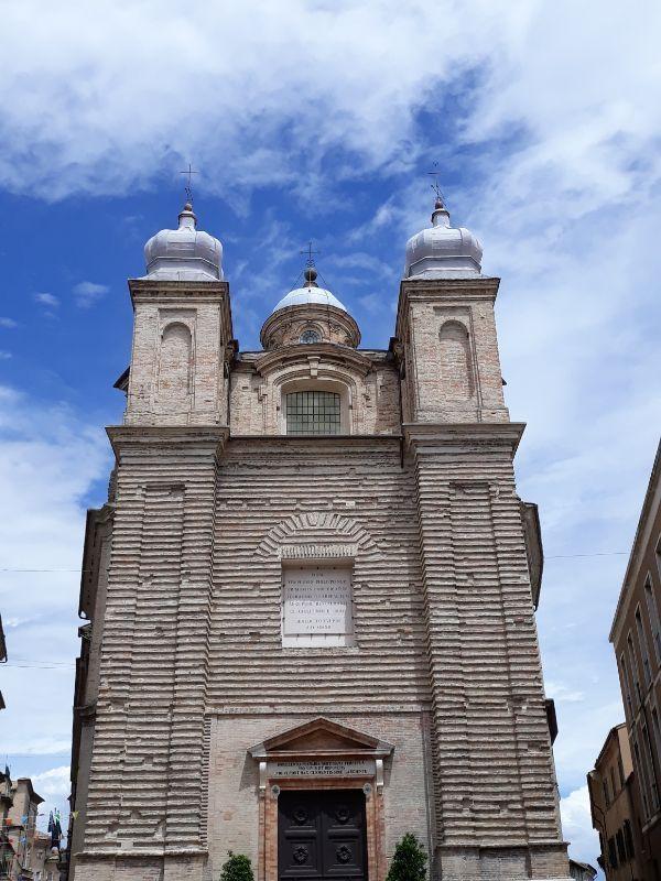 Chiesa di San Filippo Neri a Macerata GetCOO Travel