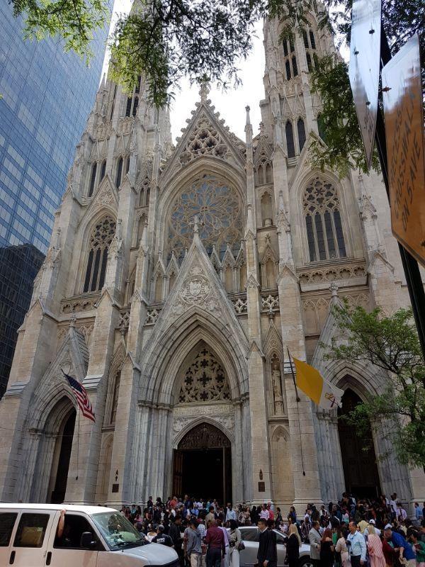 Cattedrale di san Patrizio a New York GetCOO Travel