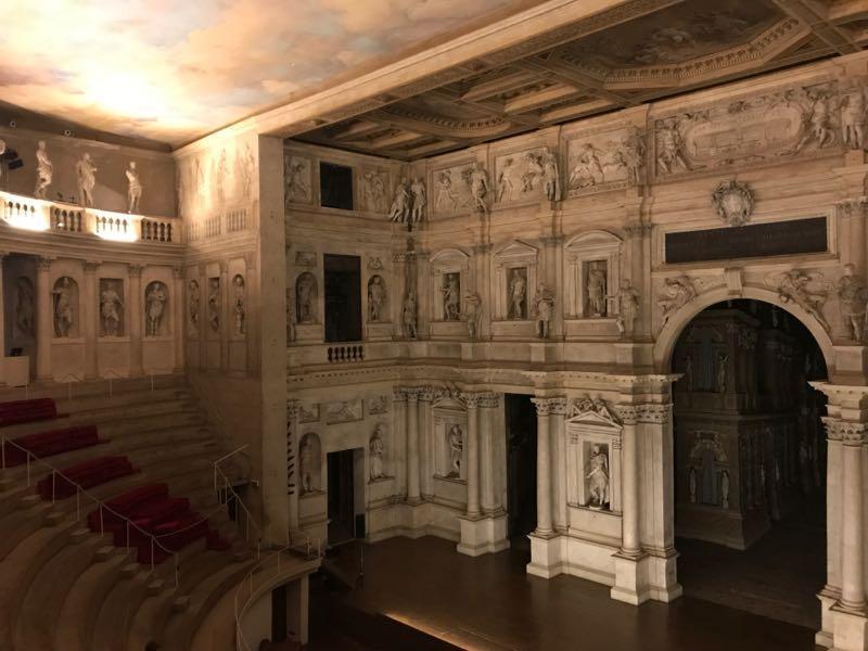 teatro olimpico di Vicenza GetCOO travel