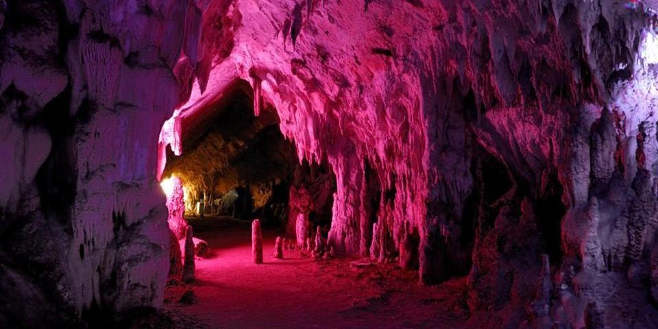 Grotte dell'Angelo cosa vedere in Cilento
