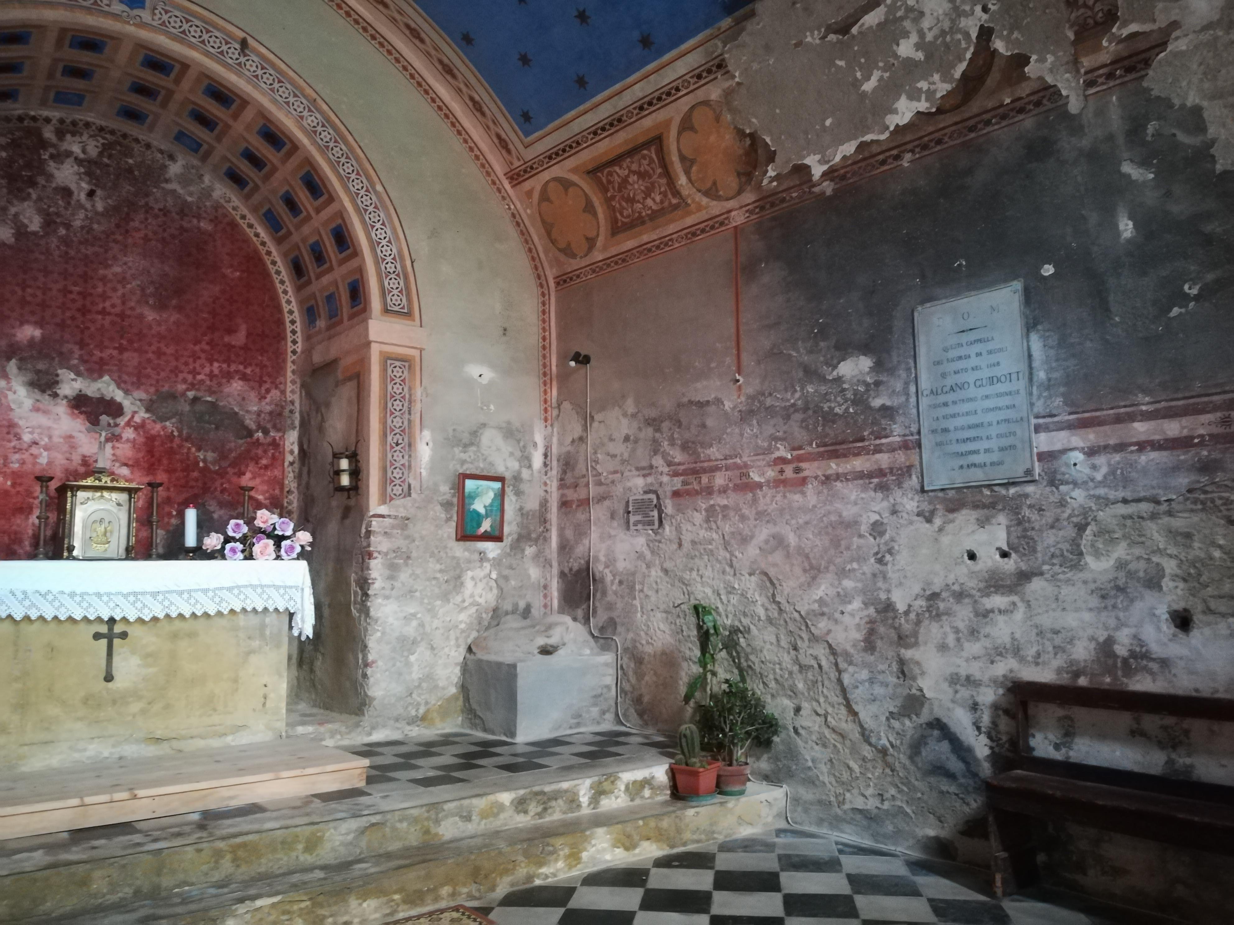 Casa natale di San Galgano cosa vedere a San Galgano GetCOO Travel Blog