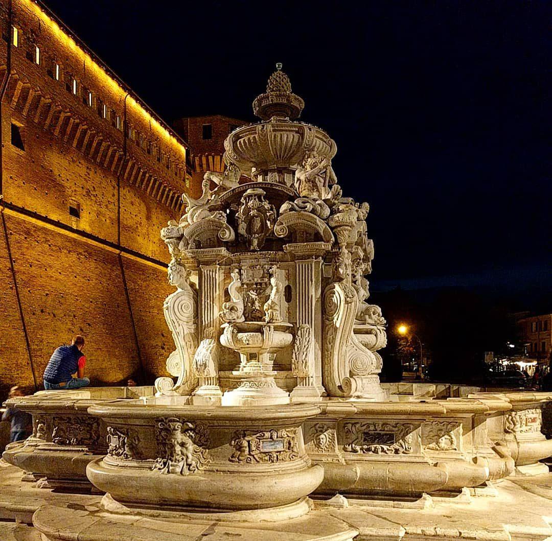 Cesena Fontana Masini GetCOO travel cosa vedere a Cesena in un giorno