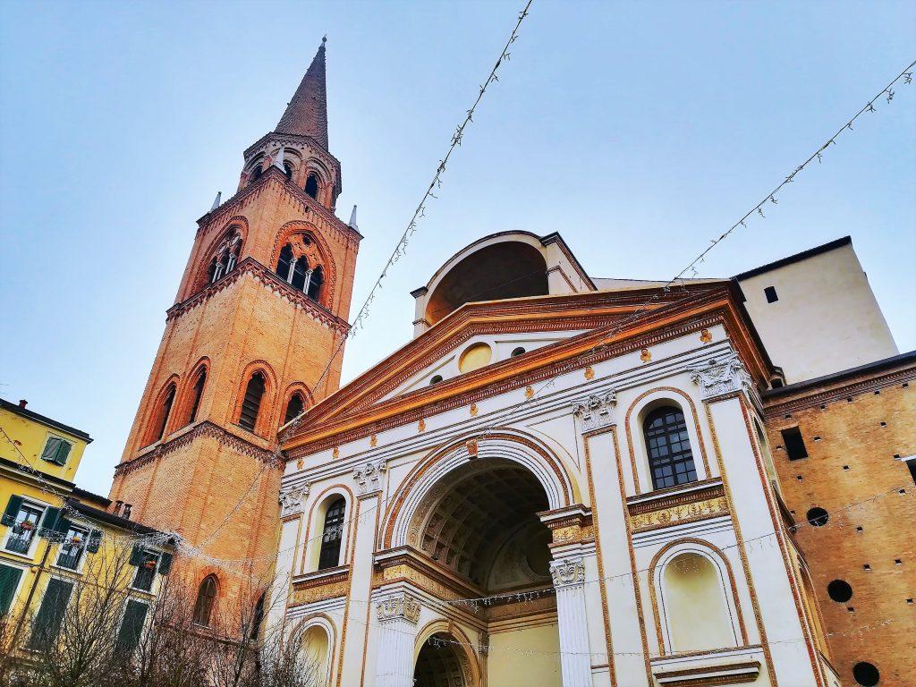 Basilica di Sant Andrea Cosa vedere a Mantova