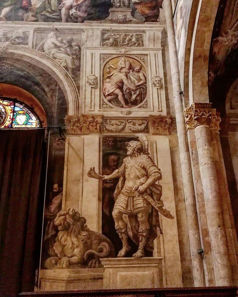 cosa vedere a Parma affreschi del Duomo GetCOO travel