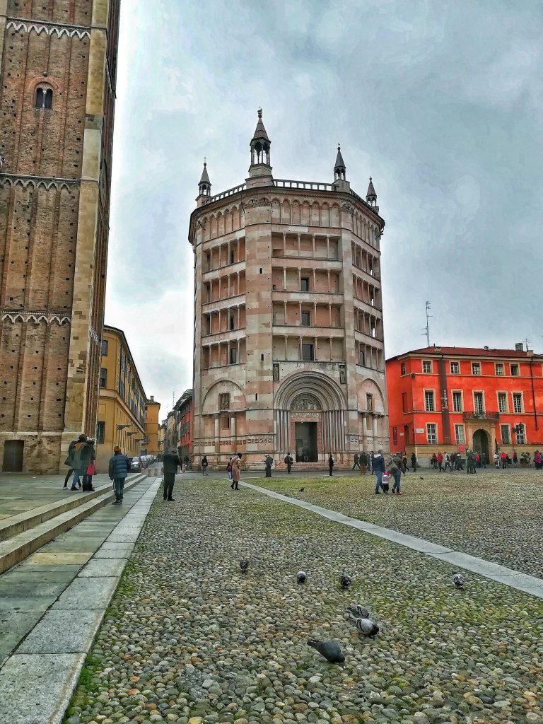 Cosa vedere a Parma Battistero Duomo