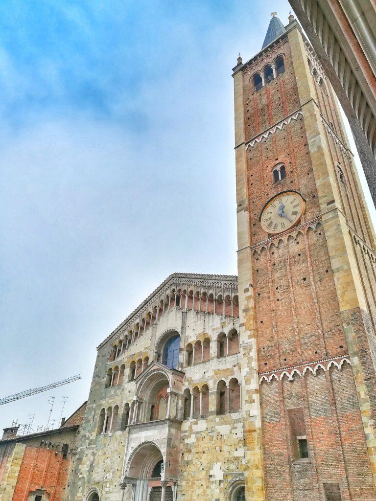 Cosa vedere a Parma Duomo e campanile