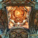 Cosa vedere a Parma cupola e affreschi Correggio