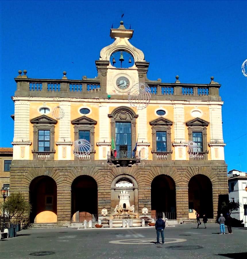 Cosa vedere a Nepi: Palazzo comunale
