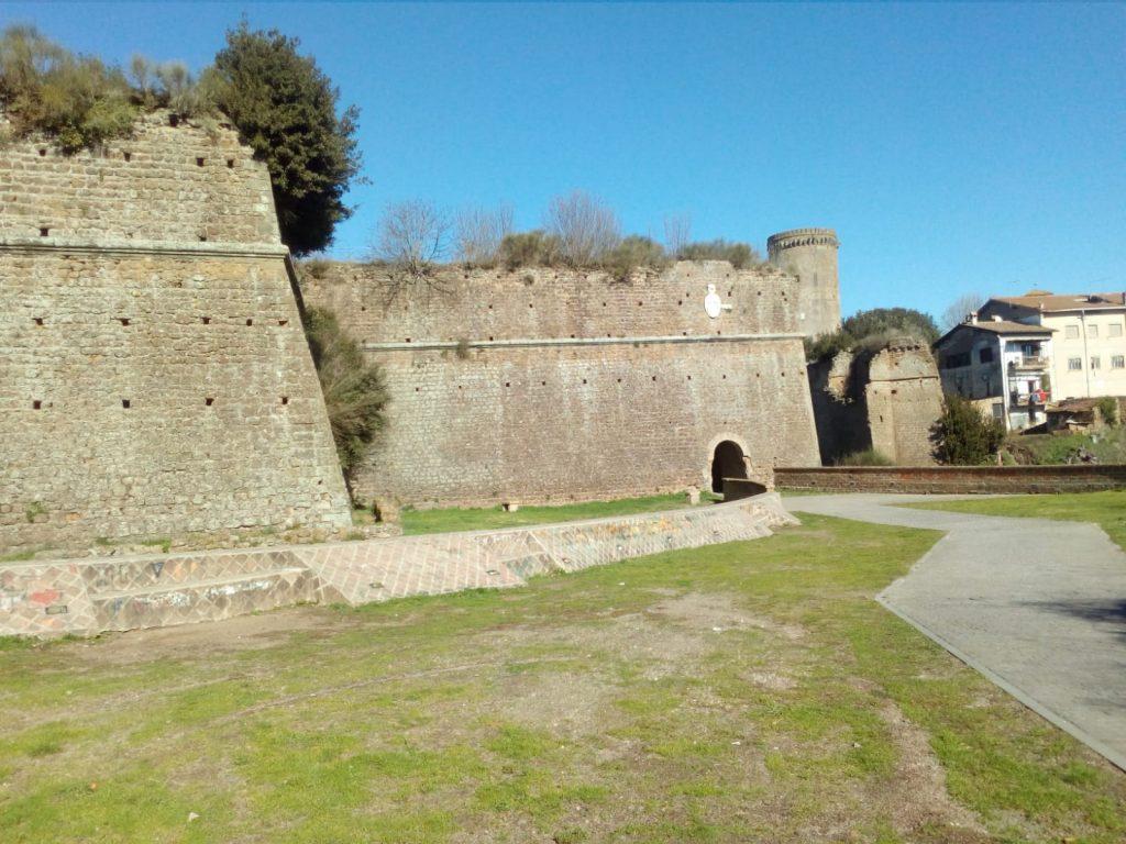 Cosa vedere a Nepi: Rocca dei Borgia