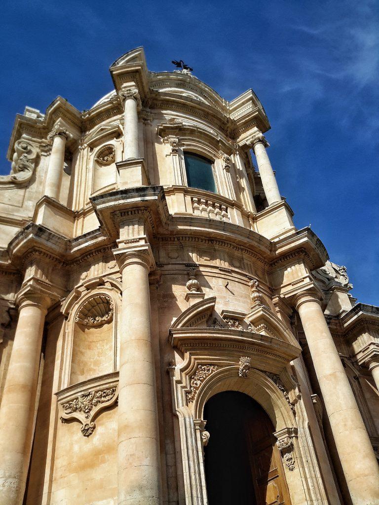 Cosa vedere a Noto: chiesa di san Domenico Barocco siciliano