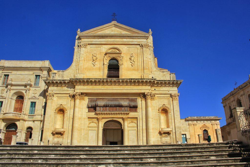 Cosa vedere a Noto: chiesa del Santissimo Salvatore