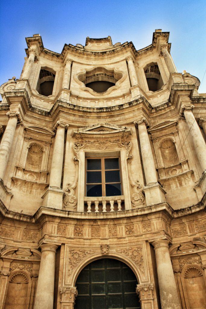 Cosa vedere a Noto: Chiesa di San Carlo al Corso