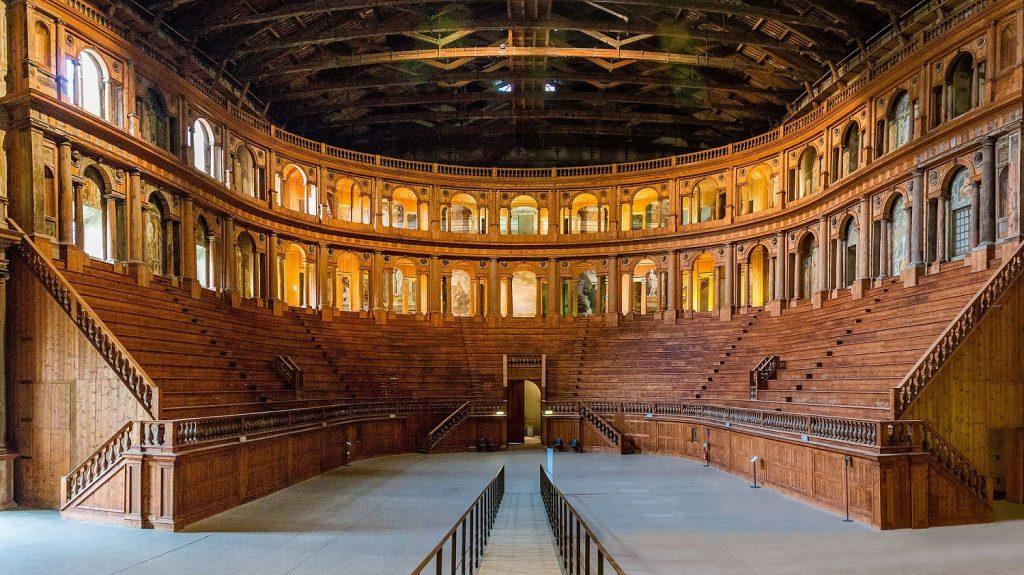 Cosa vedere a Parma Teatro Farnese