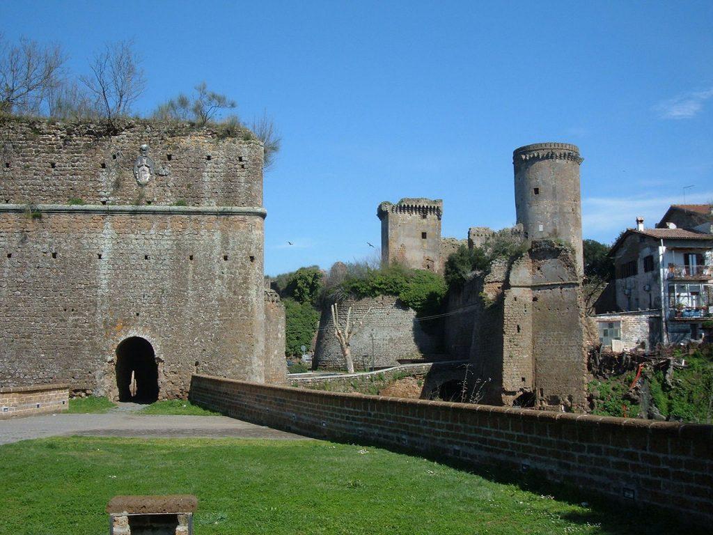 Cosa vedere a Nepi: la Rocca dei Borgia