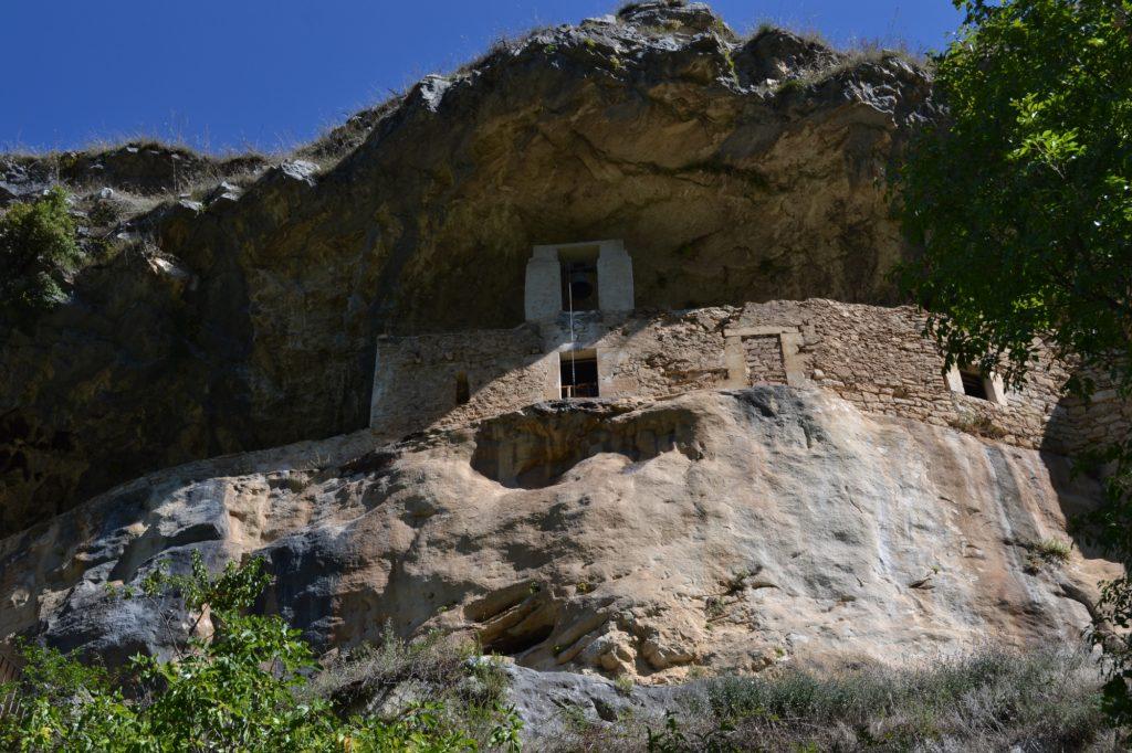 Trekking in Abruzzo: Eremo di San Bartolomeo
