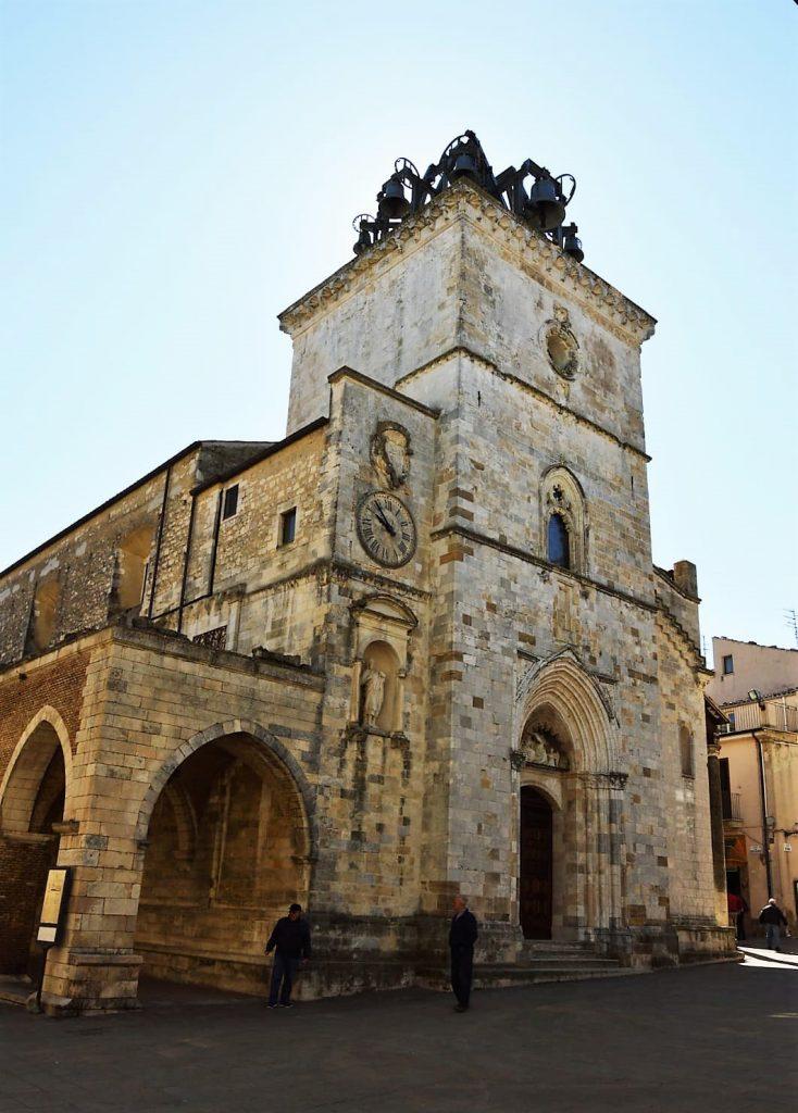 Cosa vedere a Guardiagrele: Duomo