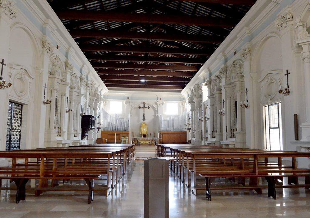 Cosa vedere a Guardiagrele: Interno del Duomo