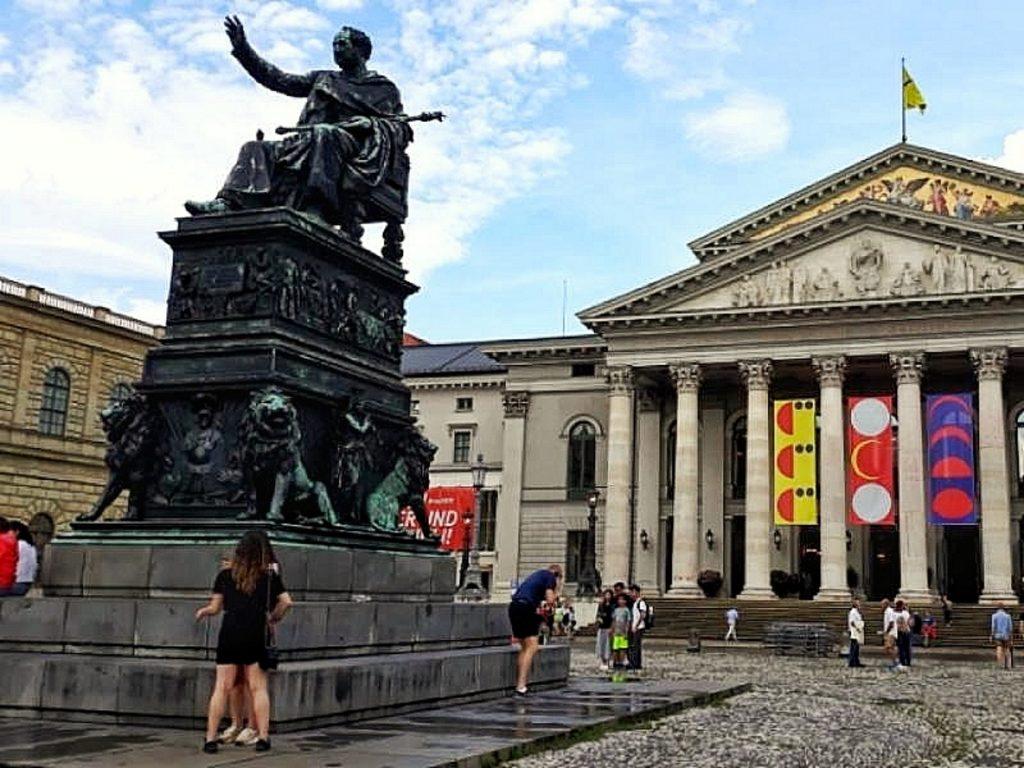 nationaltheater Monaco di Baviera