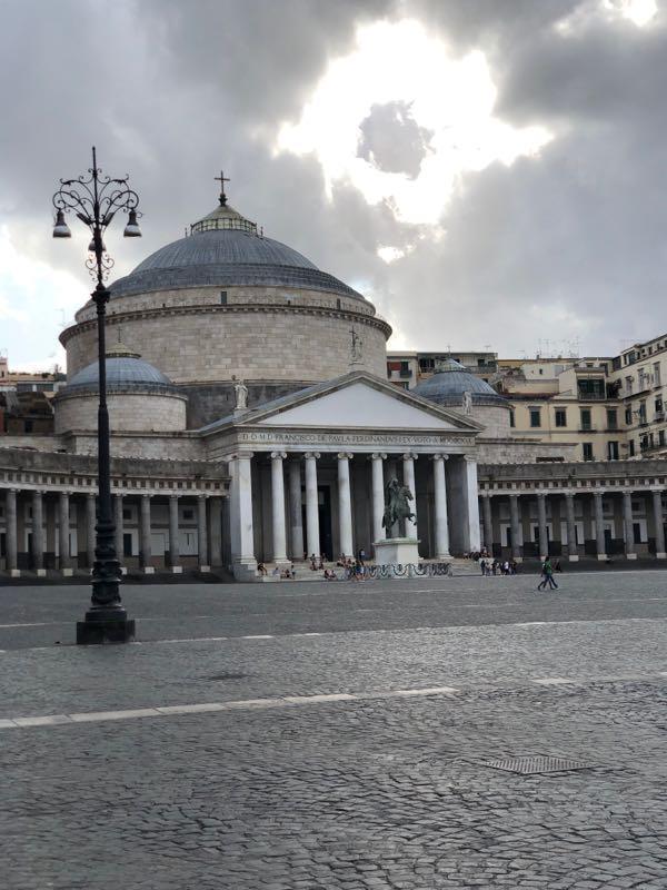 Basilica reale pontificia di San Francesco di Paola a Napoli
