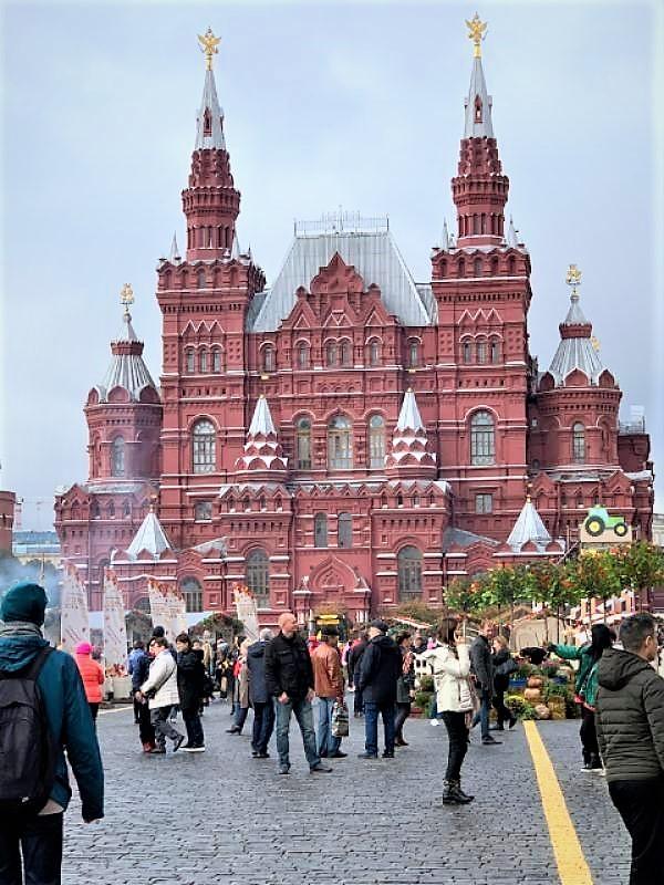 Museo statale di storia a Mosca