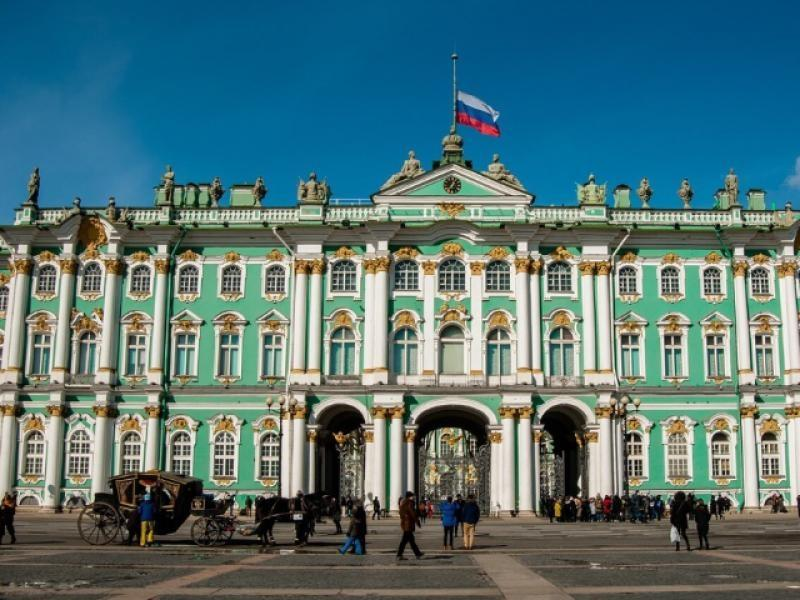 Hermitage Museum - Ermitage