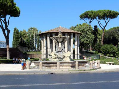 IL TEMPIO DI ERCOLE VINCITORE A ROMA