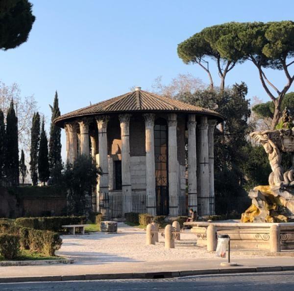 Tempio di Ercole Vincitore a Roma